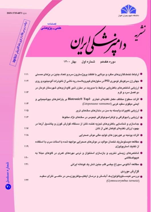 مجله دامپزشکی ایران